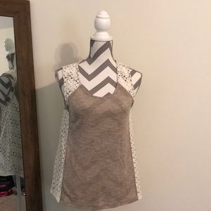 Umgee high low tank size Small